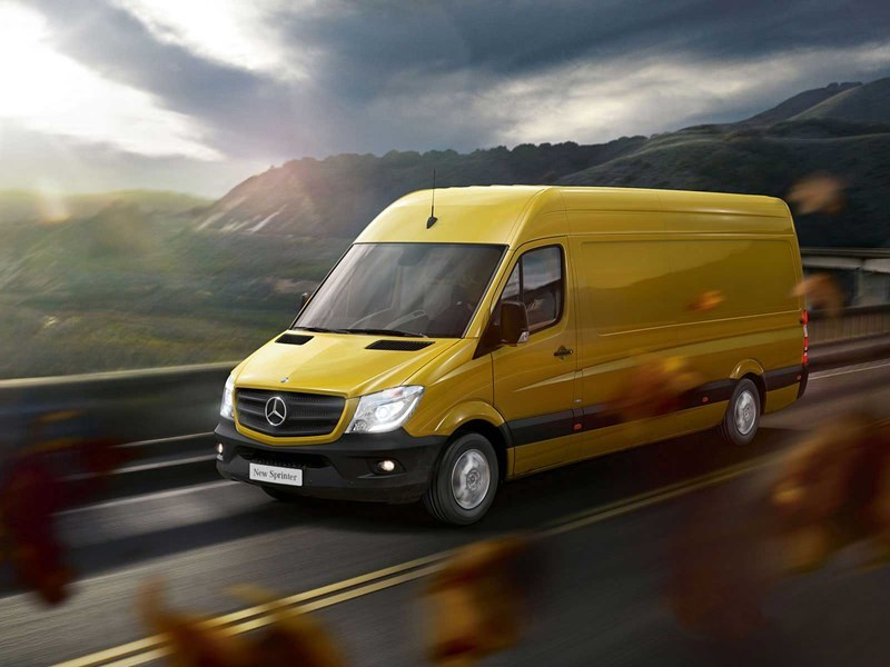 mercedes-benz sprinter 66384 009