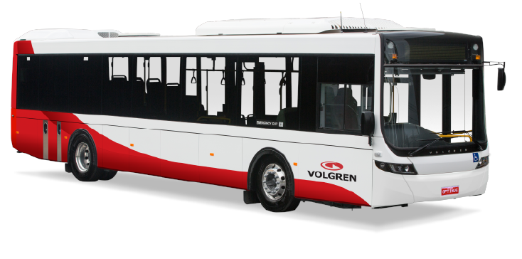 volgren optimus route bus 63265 001