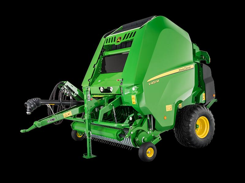 New JOHN DEERE V451M Hay Tools for sale