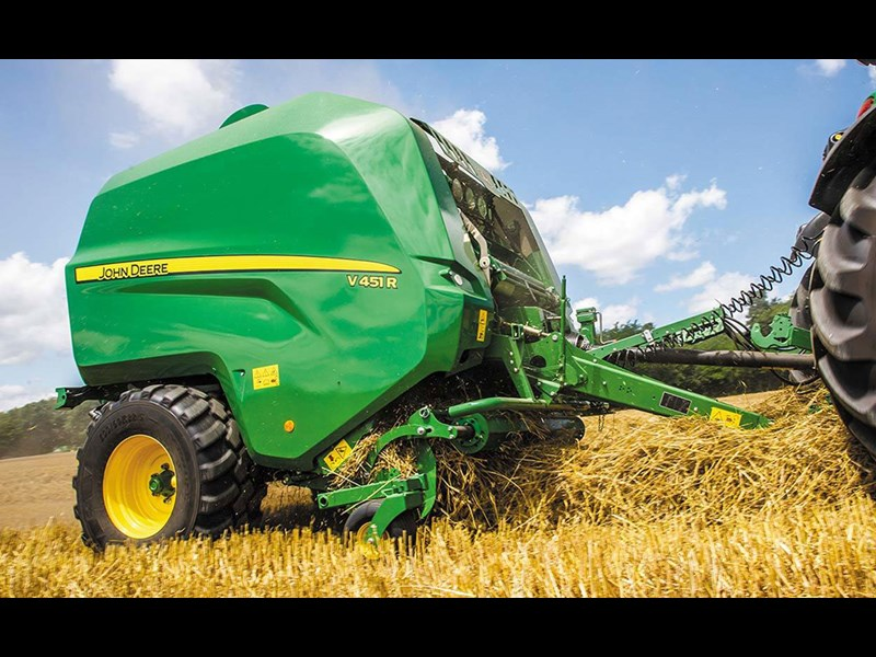 New JOHN DEERE V451R Hay Tools for sale