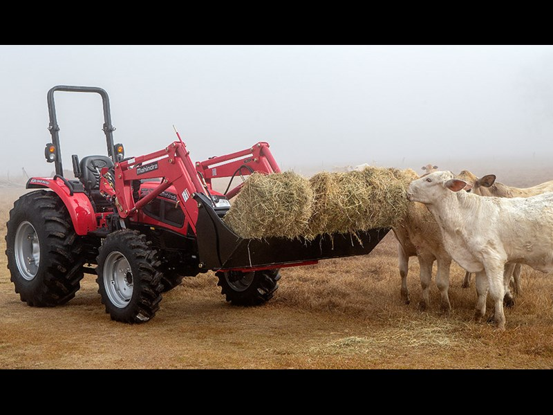 New MAHINDRA 3650 PST Tractors for sale