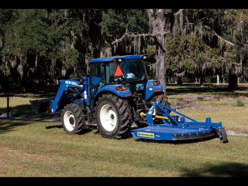 New NEW HOLLAND T4 75S Tractors for sale