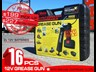 rhino rechargeable 12v grease gun - new model [tfggun] [gg06] [free delivery] 242957 006