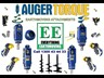 auger torque - augers, auger drives, extensions, hole cleaners, pallet forks, road brooms & trenchers from everything earthmoving 377400 002