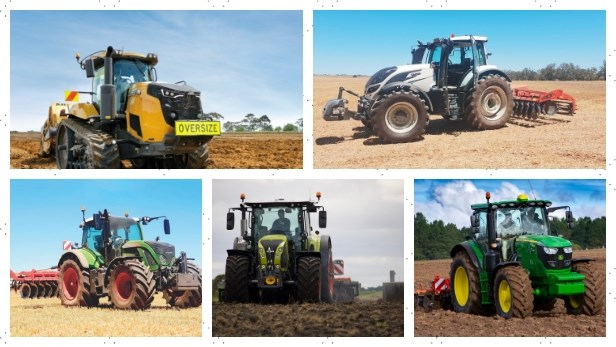 Farm Machinery and Equipment For Sale | Tractors, Pumps and