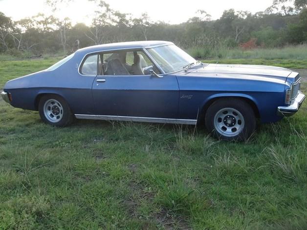 1974 Holden Monaro HJ LS U2013 Todayu0027s Aussie Coupe Tempter
