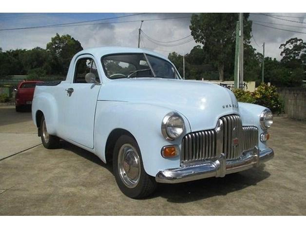 1952 Holden 48 215 FX Ute U2013 Todayu0027s Tempter