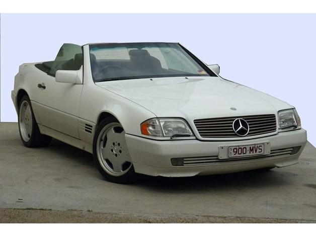 1994 Mercedes Benz SL500 R129 U2013 Todayu0027s Tempter