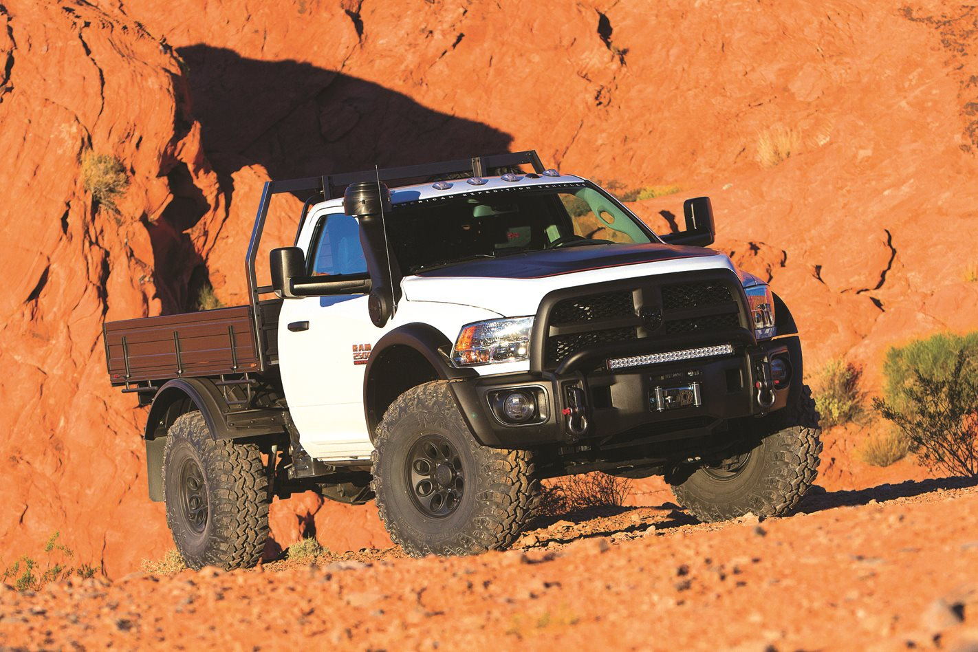 Best Year For Jeep Wrangler >> AEV Ram 2500 Ute| American Expedition Vehicle | 4X4 Australia