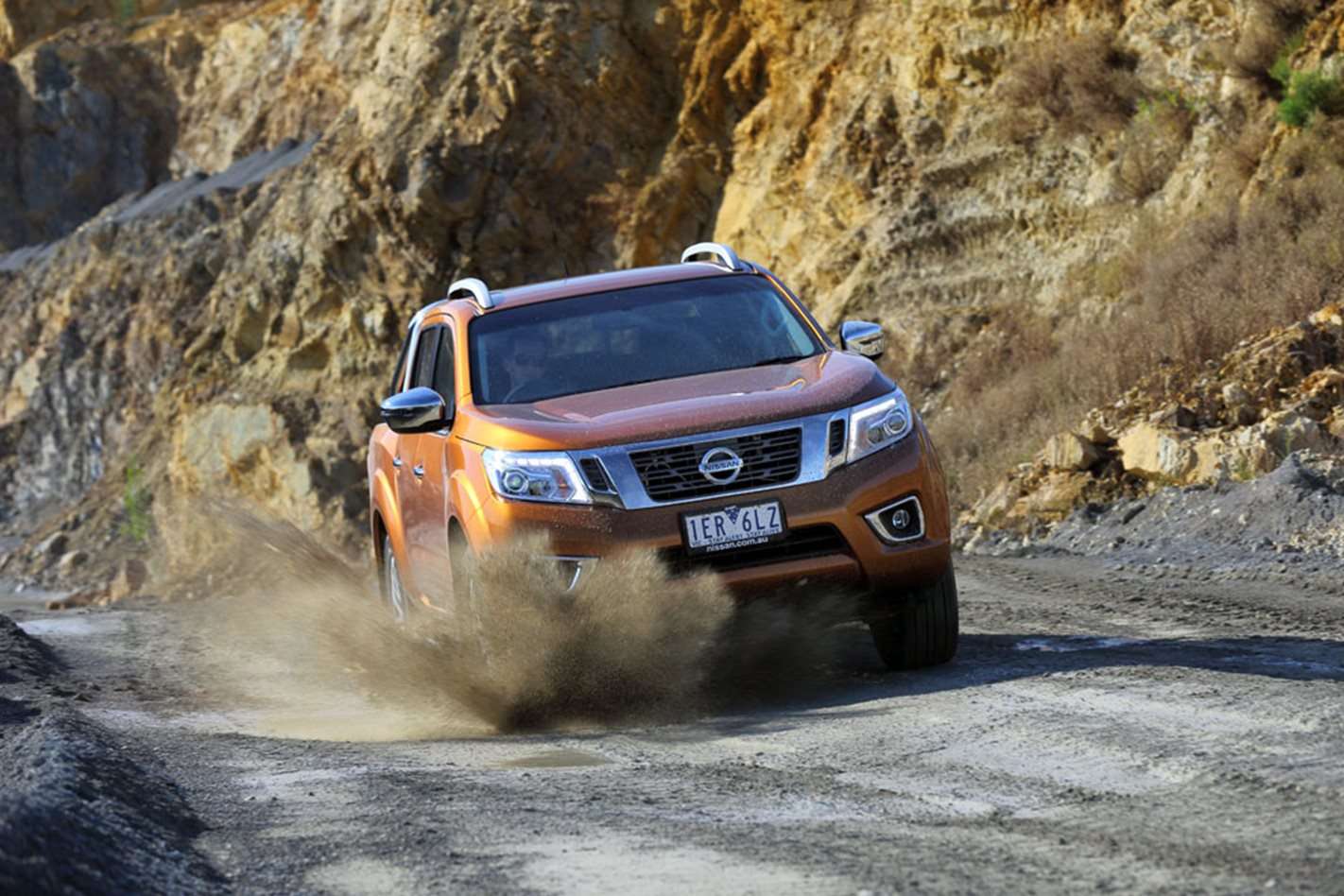 2015 nissan navara np300 range review 4x4 australia. Black Bedroom Furniture Sets. Home Design Ideas