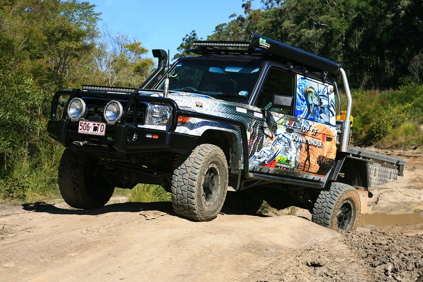 Jmacx Suspension Kit Review | 4x4 Australia