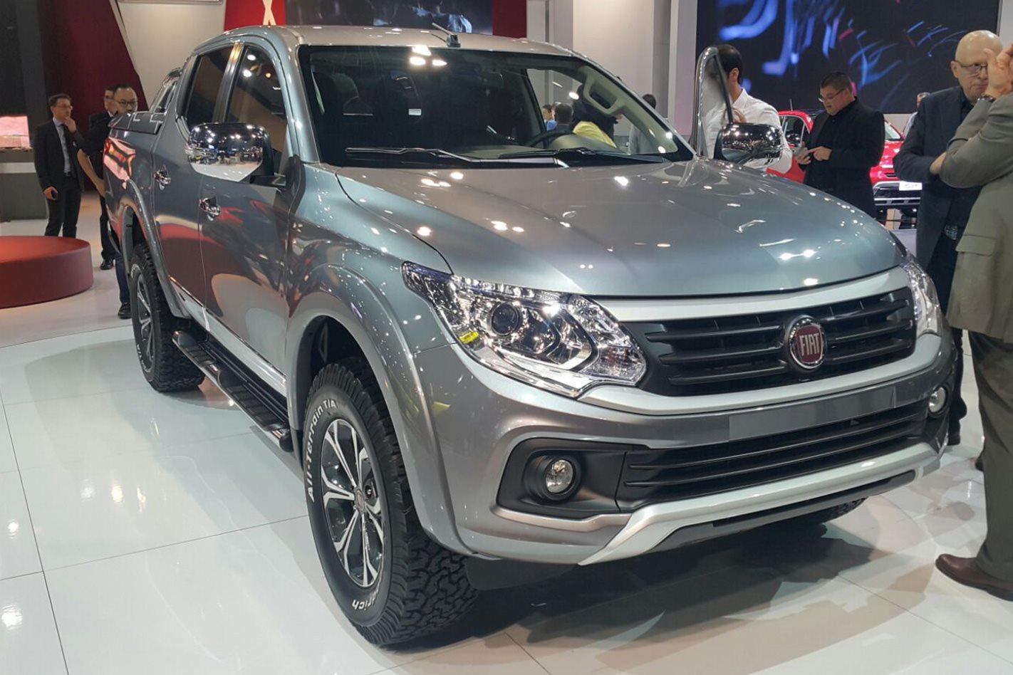 Fiat fullback australia