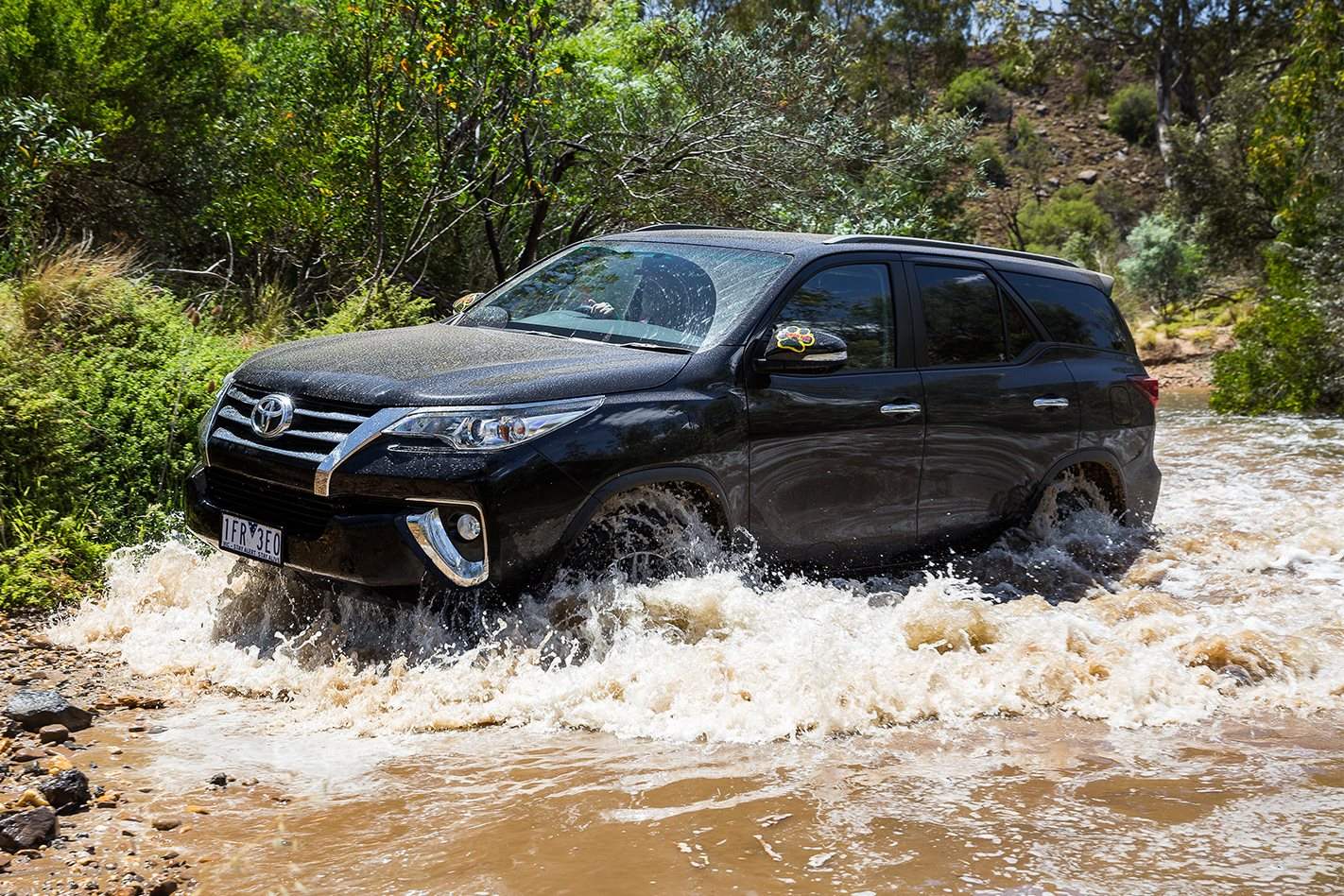 4x4 Of The Year Finalists Toyota Fortuner Gxl