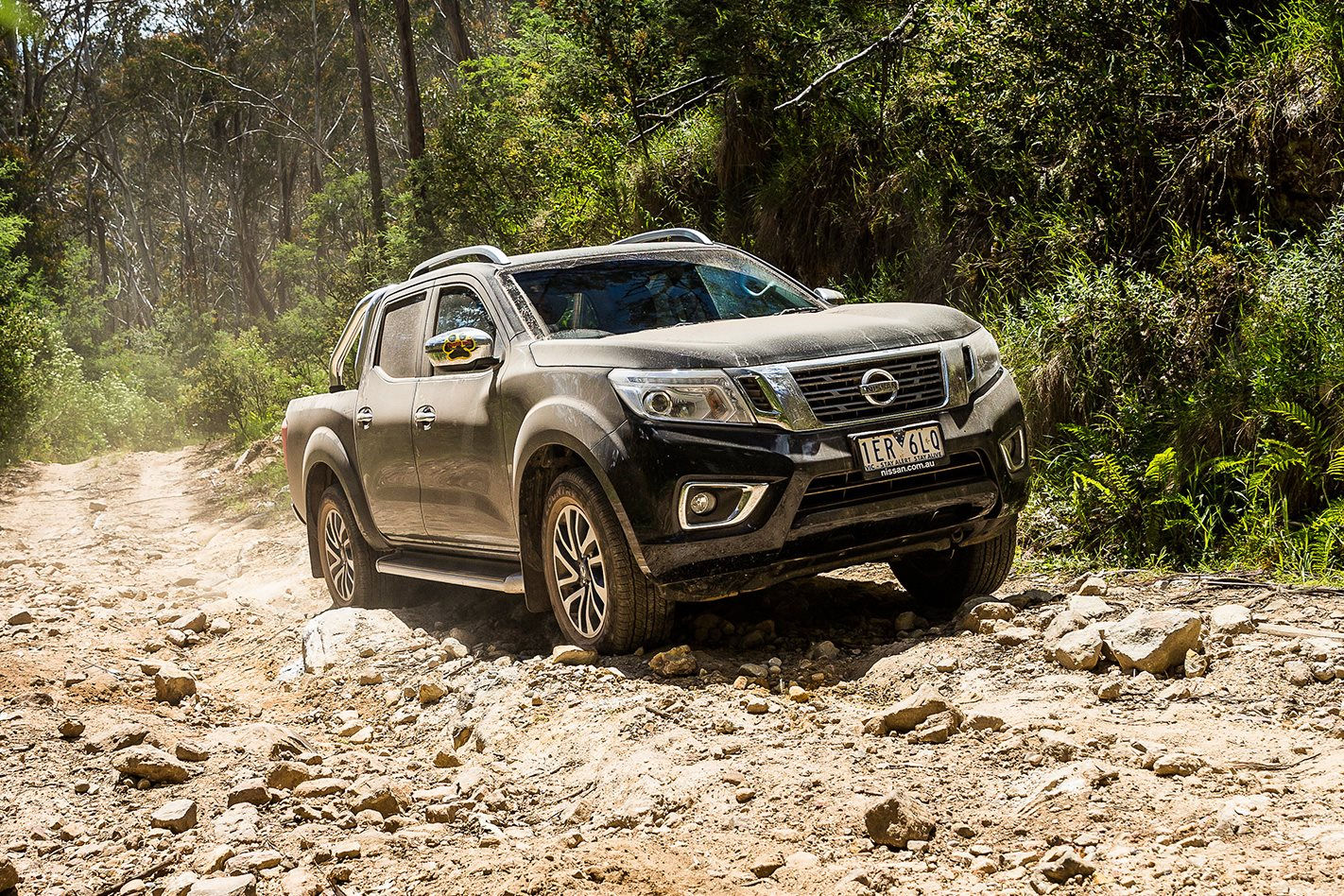 4x4 of the year finalists nissan navara stx 4x4 australia. Black Bedroom Furniture Sets. Home Design Ideas