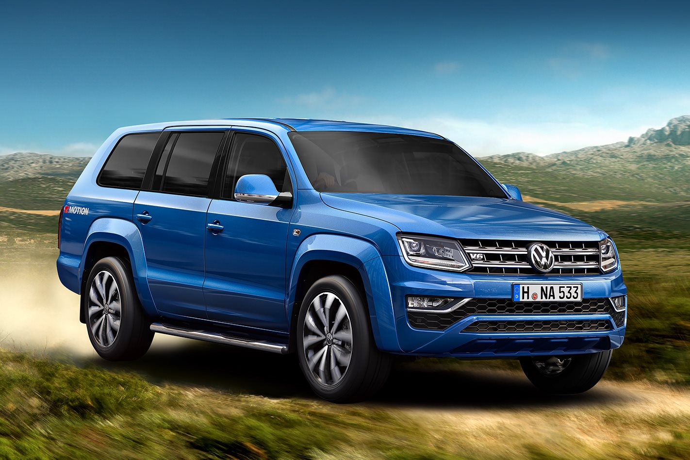 Volkswagen Hints At Seven Seat Wagon