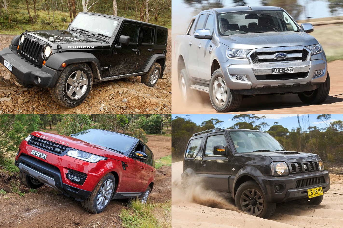 Top 12 new 4x4 best buys