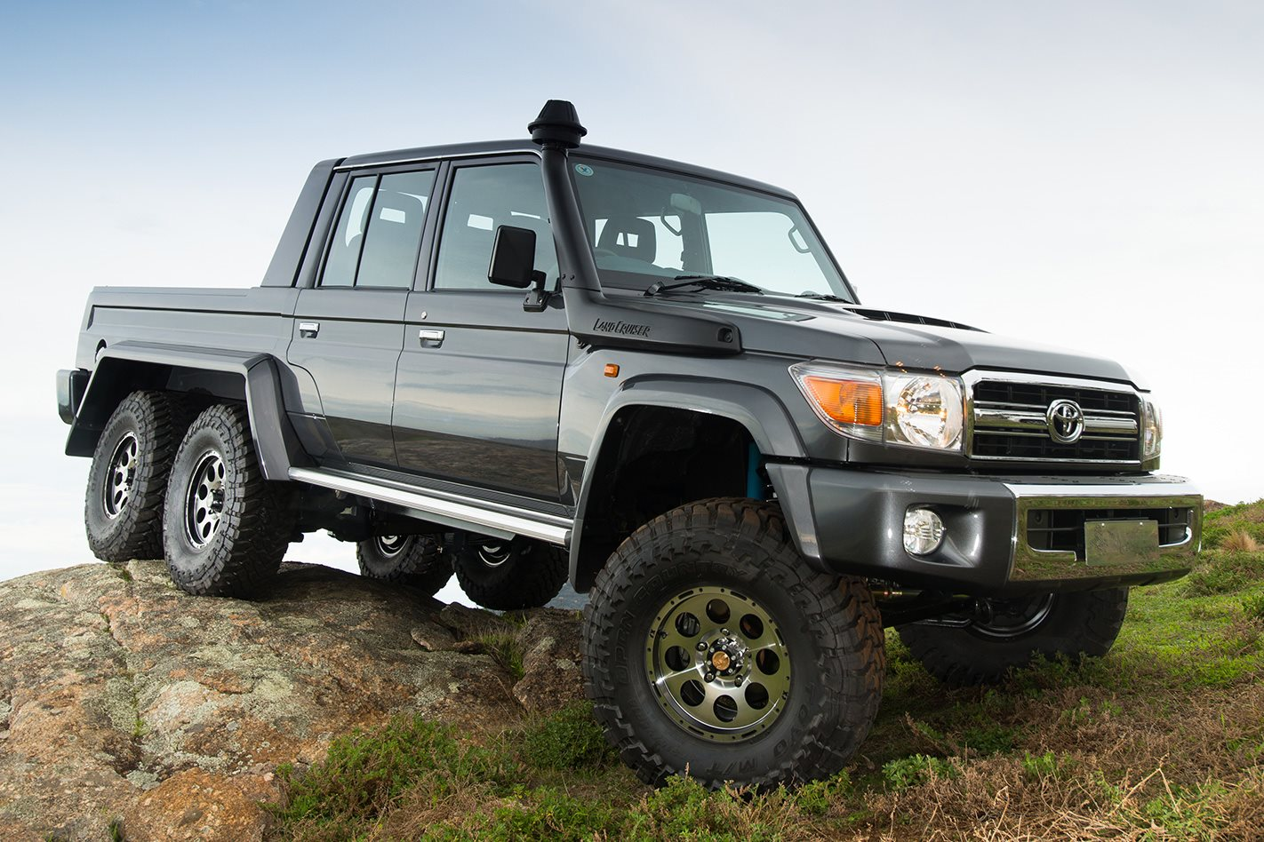 Mdt Southern Scorpion 6x6 Landcruiser Review