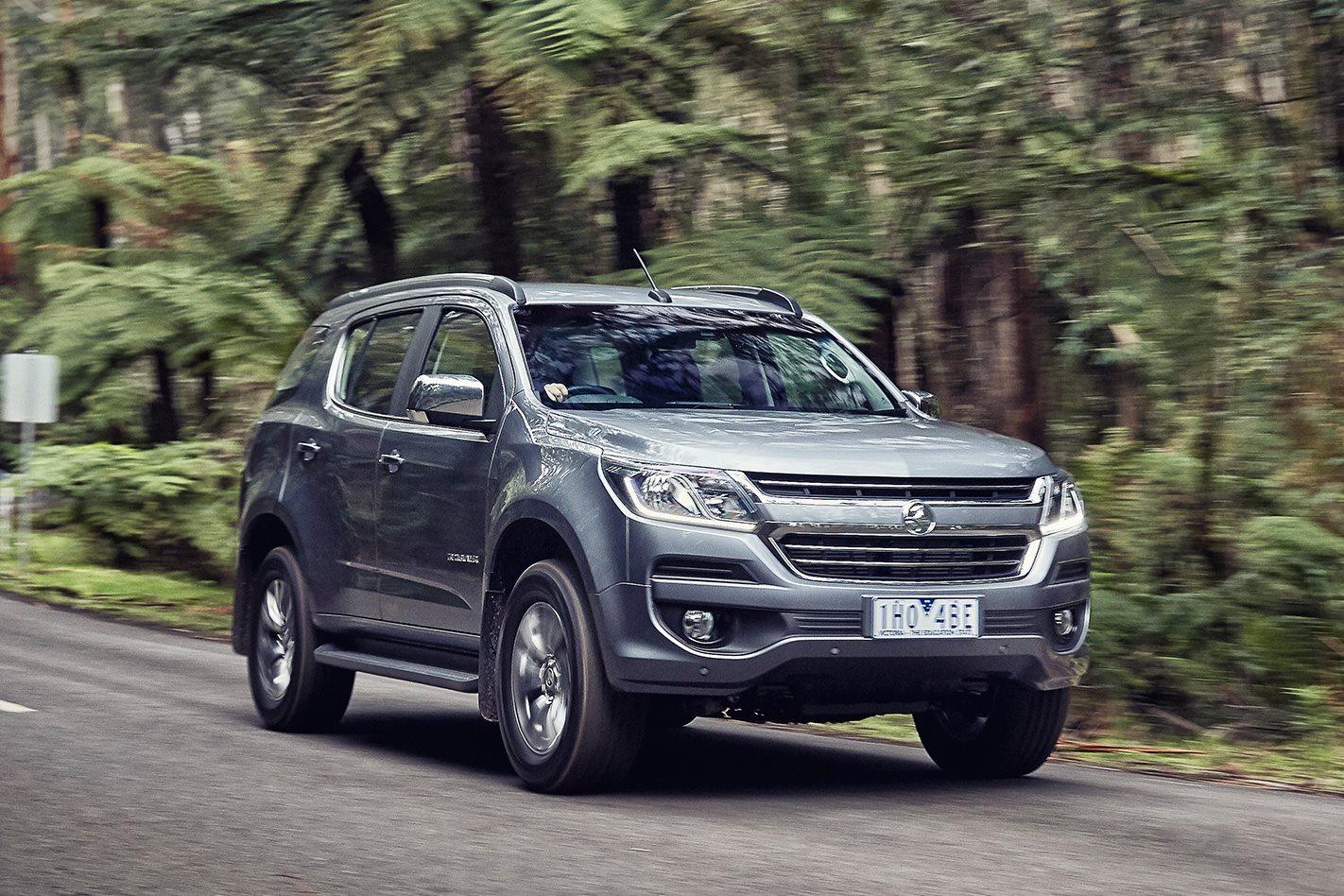 2017 Holden Trailblazer review