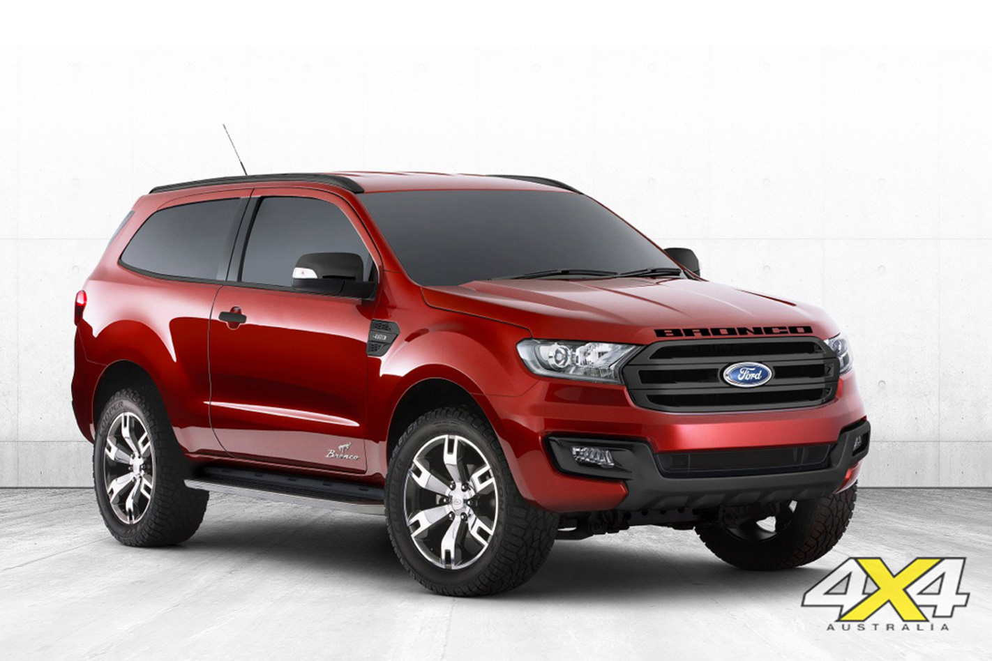 2016 Ford Bronco >> New Ford Bronco And Ranger To Be Built In Usa