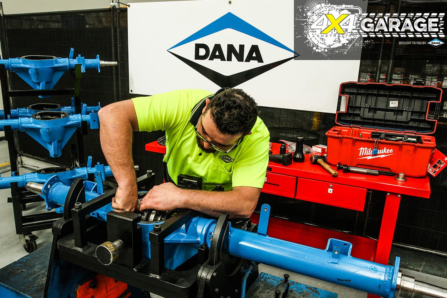 4X4 Garage: Dana Australia's Ultimate 60 rear-axle kit