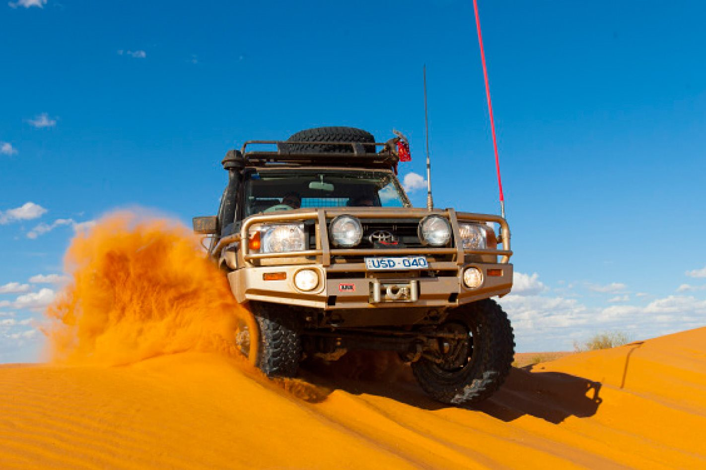 Top 6 Off Road Expedition Vehicles