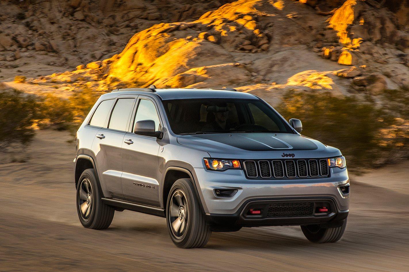2017 Jeep Grand Cherokee Trailhawk review | 4X4 Australia