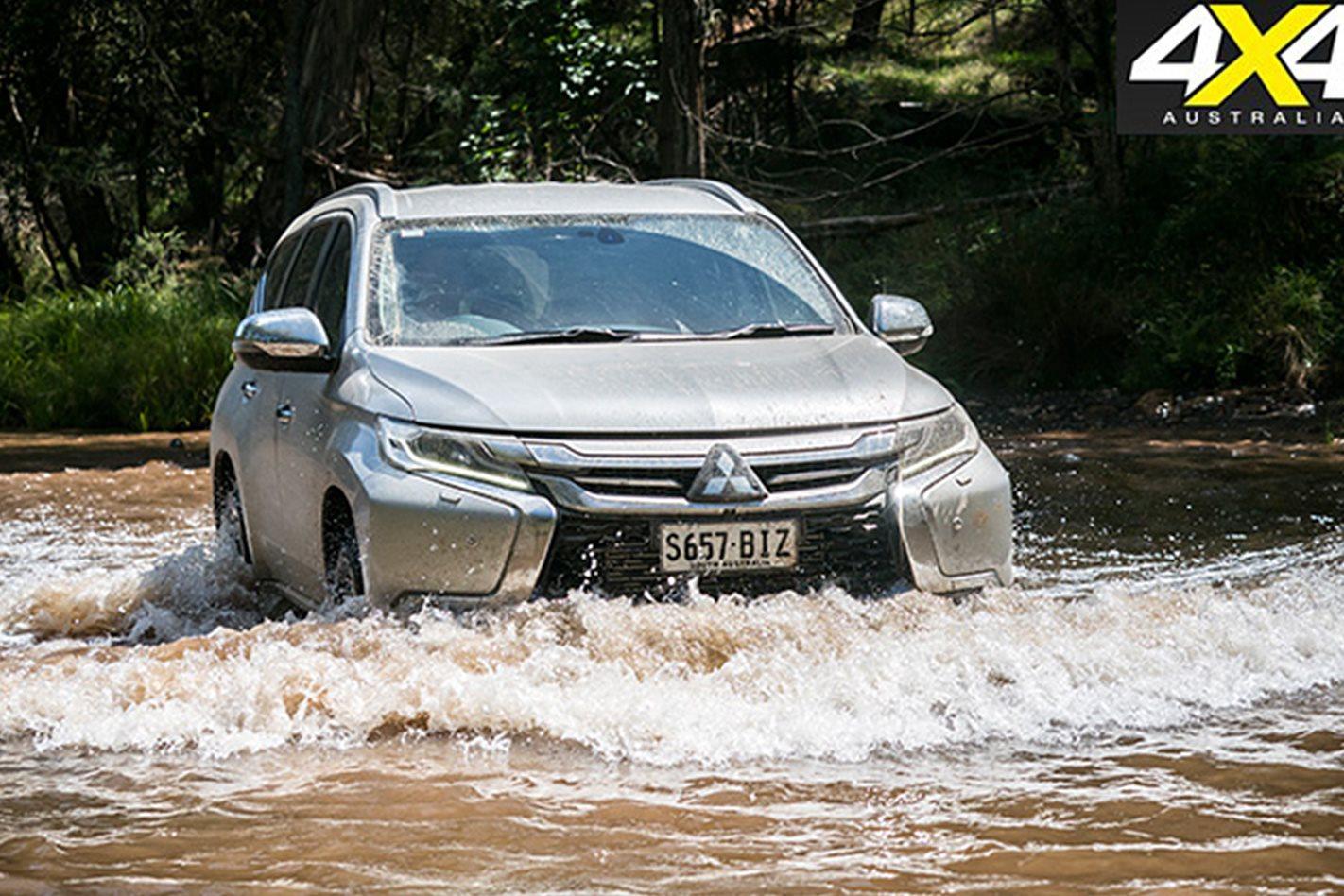 Mitsubishi challenger recall