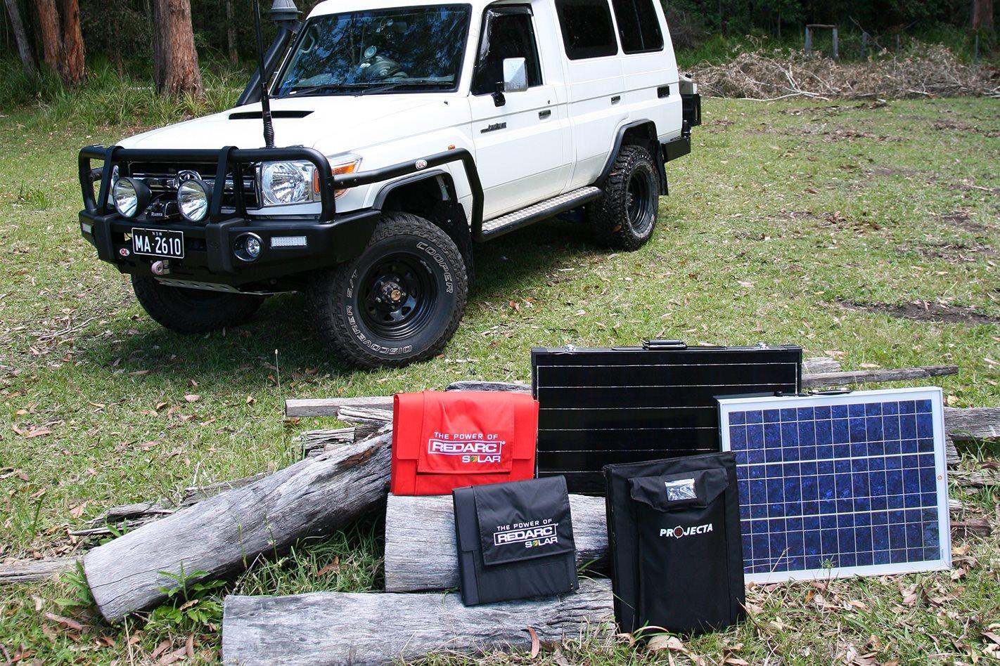 Solar Panel Comparison