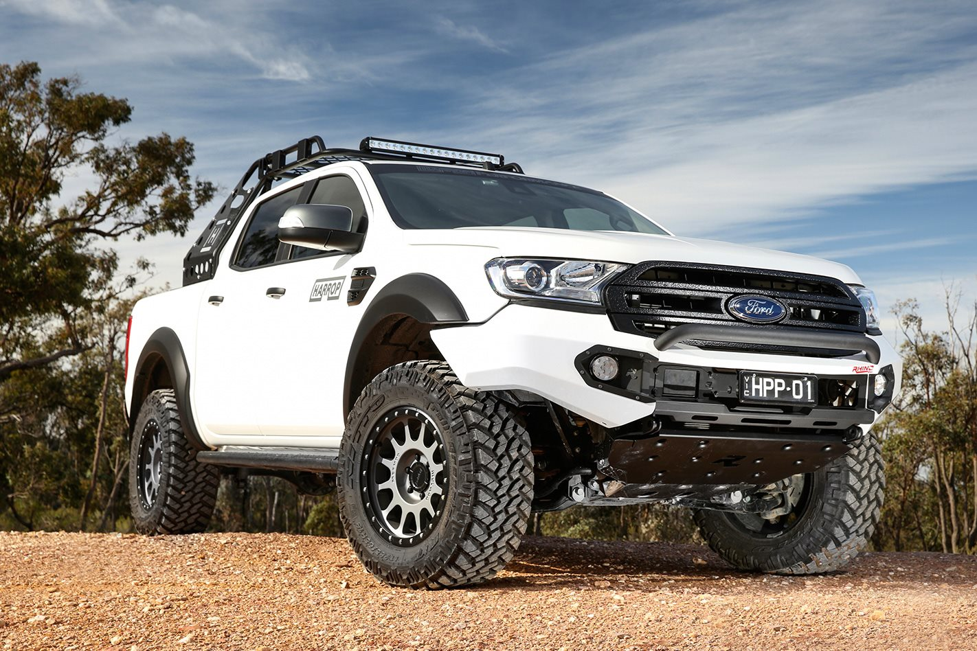 Harrop Ford Ranger Wins Inaugural Custom 4x4oty