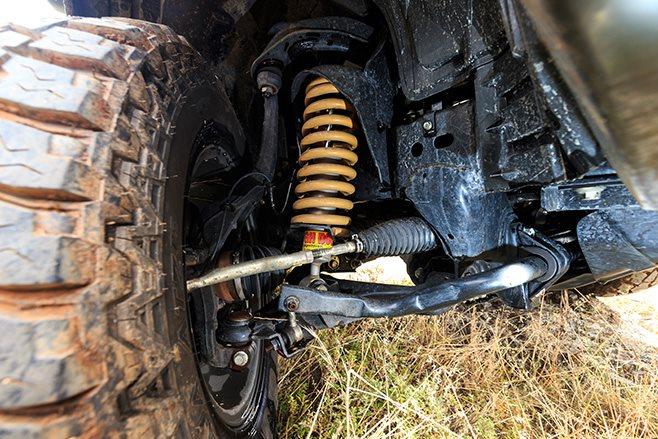 Tough Dog coil springs