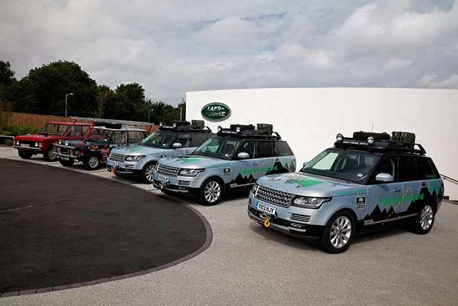 Range-Rover-Hybrid---India-to-Nepal-drive-lineup