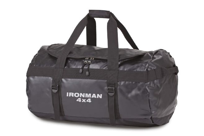 ironman 4x4 duffle bag