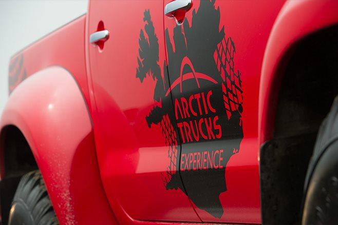 arctic trucks logo