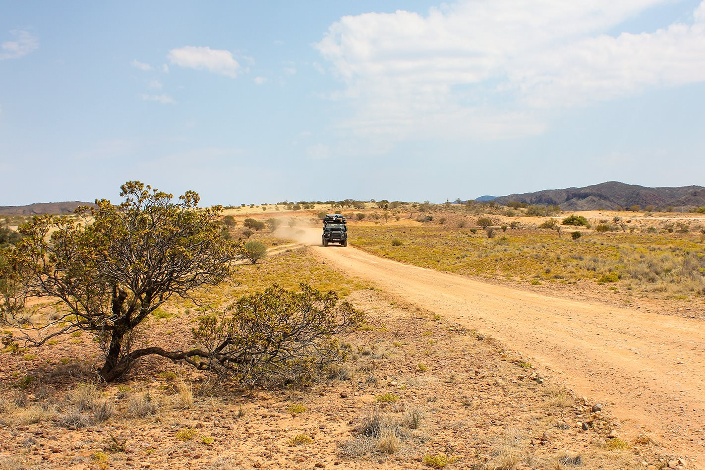 Toyota Of The Desert >> Strzelecki Track, South Australia