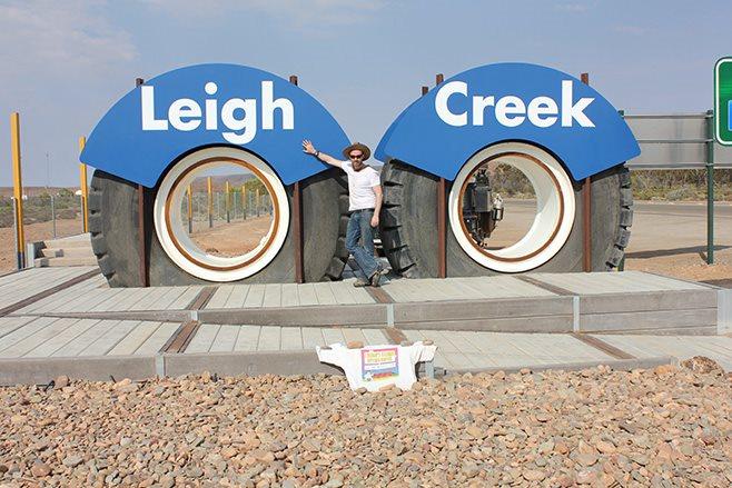 Leigh creek