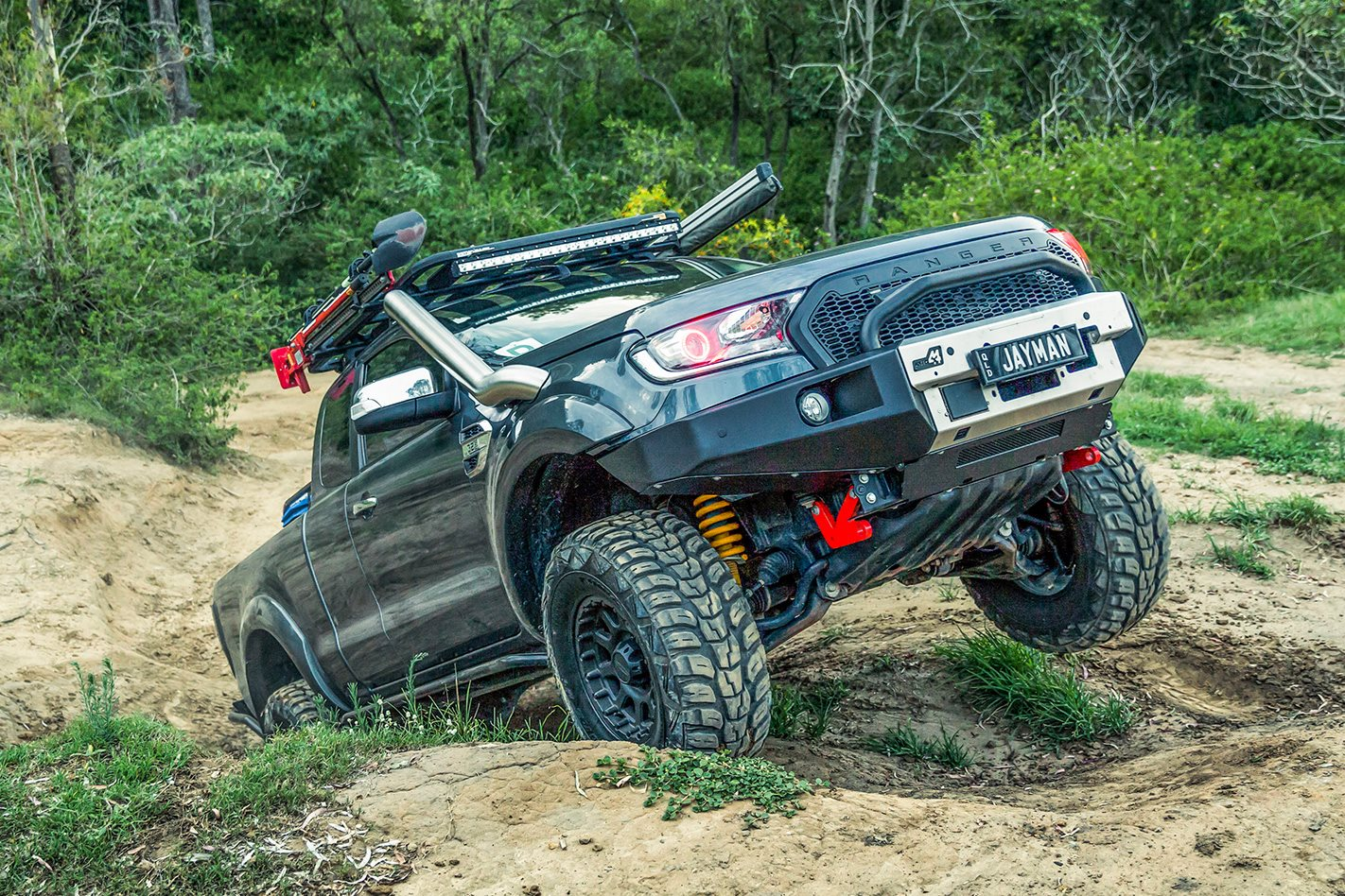 Custom 2011 Ford Ranger review
