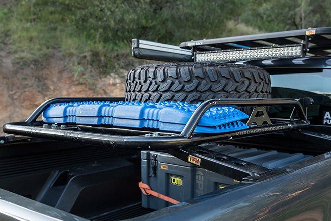 Video Custom Ford Ranger Pxii