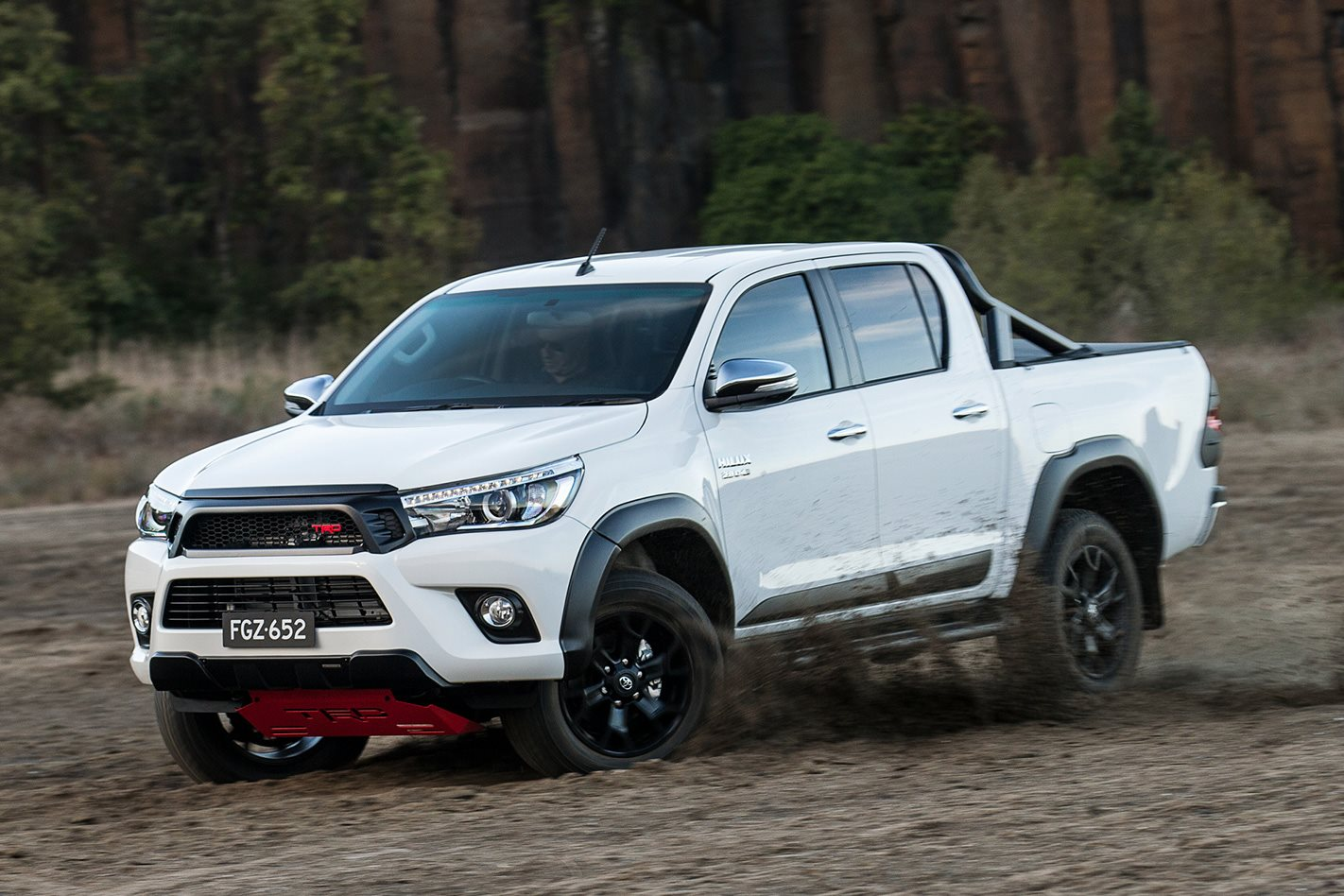 toyota hilux trd resurrected. Black Bedroom Furniture Sets. Home Design Ideas