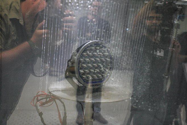 rain chamber