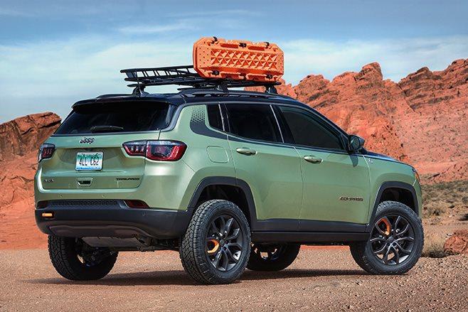 Jeep Trailpass rear