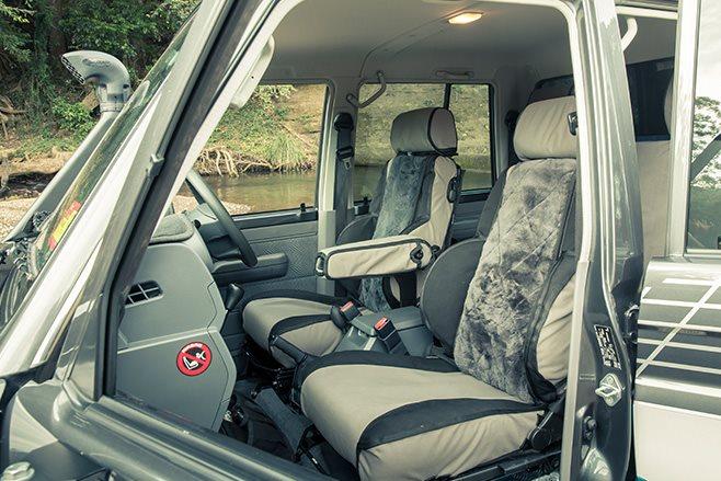 MSA LC79 interior