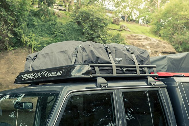 MSA 4x4 roof rack