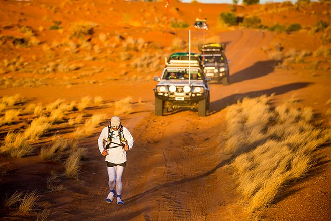 simpson desert running convoy