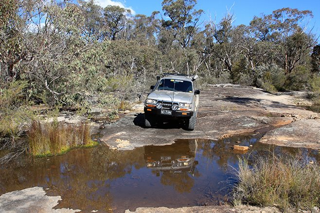 Mole River NSW water