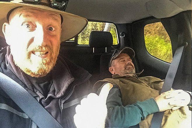 safe sleeping in car