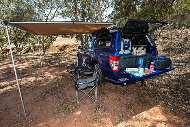 Ford ranger ARB canopy & Ford Ranger gets ARB treatment | 4X4 Australia
