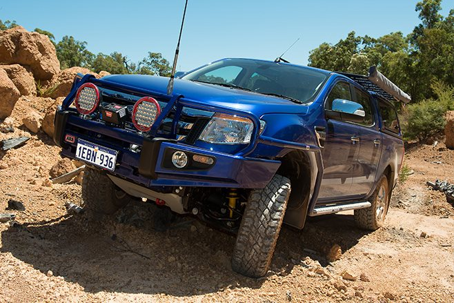 Ford Ranger gets ARB treatment