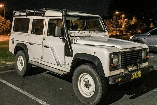 1994 Land Rover Defender 300TDI