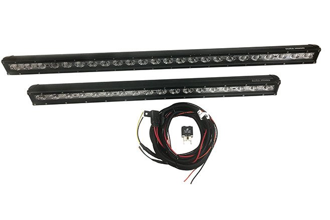 Pirana Off Road LED wiring loom