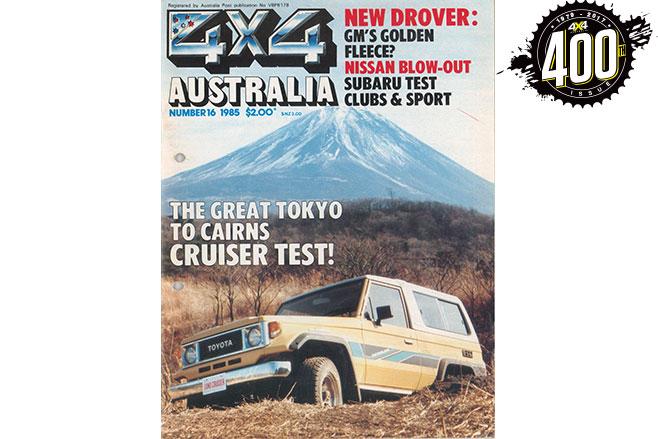 4X4 Australia Land Cruiser Tokyo